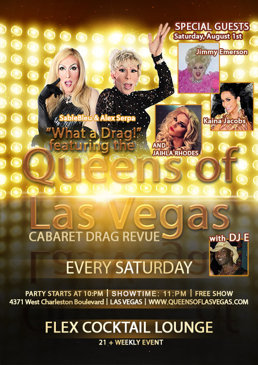 What a Drag! featuring the Queens of Las Vegas Drag Show