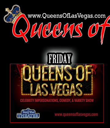 Queens of Las Vegas at Tommy Wind Theater